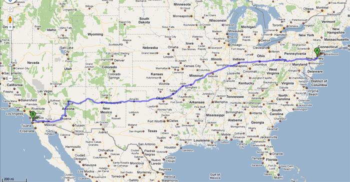 Texas New Mexico Arizona Map U2013 Bnhspine.com